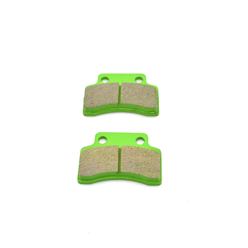 Motorcycle Brake Disks Pads For GY6 50cc-150cc Chineses Moped Scooter TaoTao New Brake Spare Parts