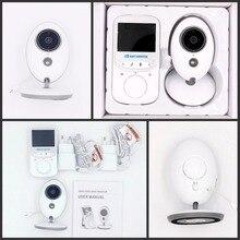 Baby Monitor cena hurtowa, szybka wysyłka, 100 sztuk/partia bezprzewodowy kolor wideo VB603 VB605 niania aparat bezpieczeństwa