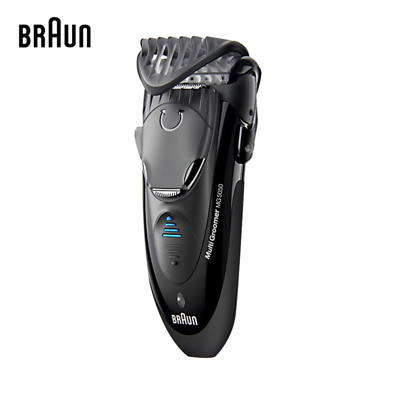 Braun Electric Shaver MG5050 Shaving Machine Electric Razor for Men Washable Universal voltage / Shaver Refills