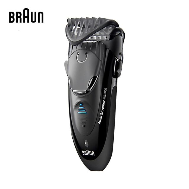 Braun Electric Shaver MG5050 Shaving Machine Electric Razor for Men  Washable Universal voltage   Shaver Refills 309f3b813f