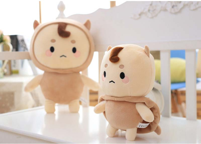 20-55cm Korea Drama Goblin Plush Dolls God Alone and Brilliant Soft Cute Animal Stuffed Ghosts Doll Toys Birthday Gifts For Kids Lover (12)