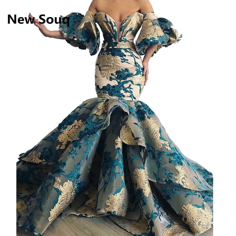 2019 Unique Design Mermaid Long   Prom     Dresses   Off The Shoulder Lace Evening   Dress   Formal   Prom     Dress   Abendkleider