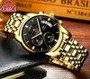 OLMECA Chronograph Stainless Steel Wristwatch 1