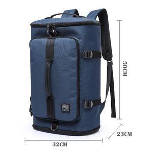 Image 2 - Oxford homme sac à dos daffaires pour ordinateur portable de 17 pouces, sacoche de voyage pour ordinateur portable, sacoche décole pour adolescents, sacoche de voyage