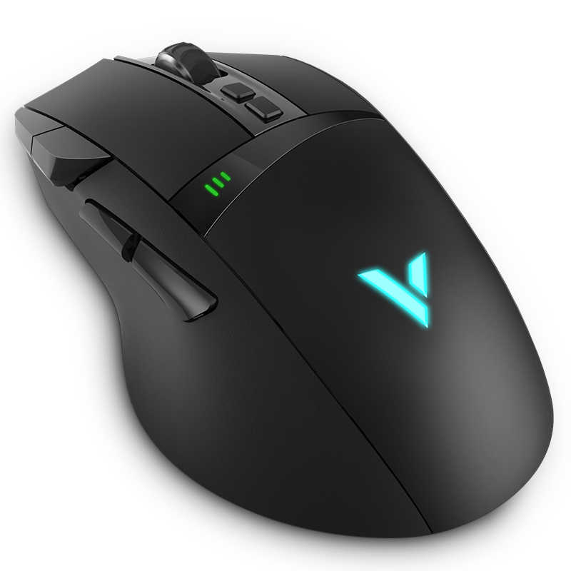 a2ebbc7eb41 ... RAPOO VT350 Wired/Wireless Gaming Mouse USB Desktop PC Wired Mouse  Multi-color e ...