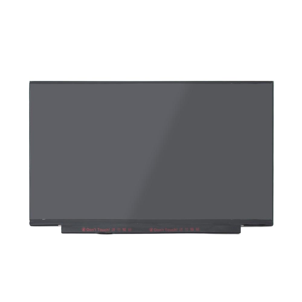 WQHD IPS LED LCD Screen Panel Display Matrix B140QAN02.0 FRU 00NY679 For Thinkpad X1 Carbon 6th Gen 2018 flat panel display