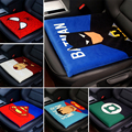 Thicken Cute Catoon Memory Fabric car seat  cover universal Automotive Car Front Seat Cover Cushion Car Styling Anti-fatigue
