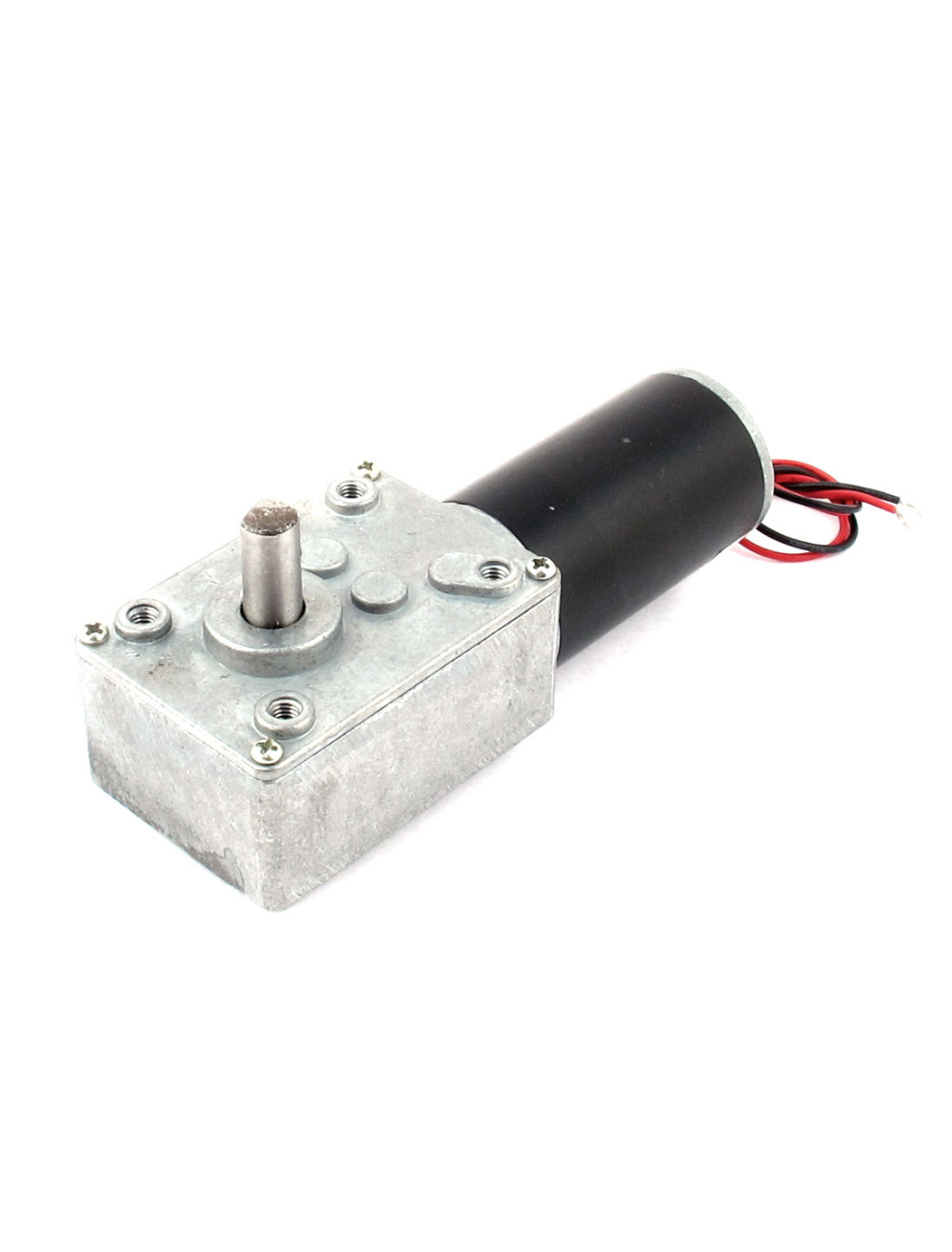 Uxcell Newest 1 Pcs Gear Box Motor DC 12V 14RPM High Torque Electric Power Speed Reduce цена