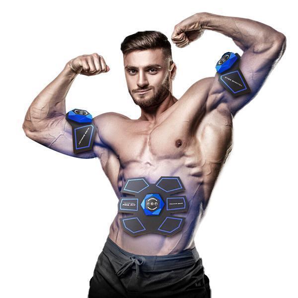 Dropshipping Vente Chaude Smart Engins de Fitness Abdominale Exerciseur Abdomen Fit Minceur Formateur Abdominale Muscle Stimulateur