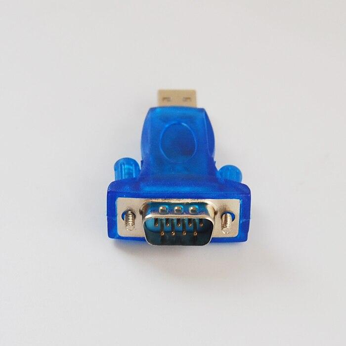 USB à DB9 RS232 COM Port Série Adaptateur Convertisseur Connecteur + Pilote