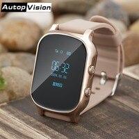 5 шт.  T58 GPS трекер для детей  взрослых  пожилых  Смарт-часы  SOS  безопасный вызов  локатор  GSM устройство слежения  LBS  WiFi монитор  часы  умные часы