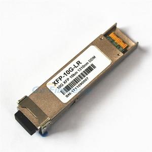 Image 3 - XFP 10G Transceiver Module 10Gbase LR SMF TRx1310nm XFP Fiber Optical Module Compaticable for Cisco/Mikrotik/Zyxel Switch Module