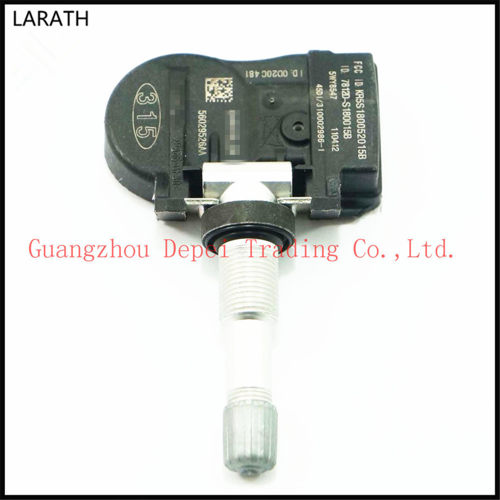 Mitsubishi Tpms Sensor: LARATH For CHRYSLER DODGE JEEP MITSUBISHI TIRE PRESSURE