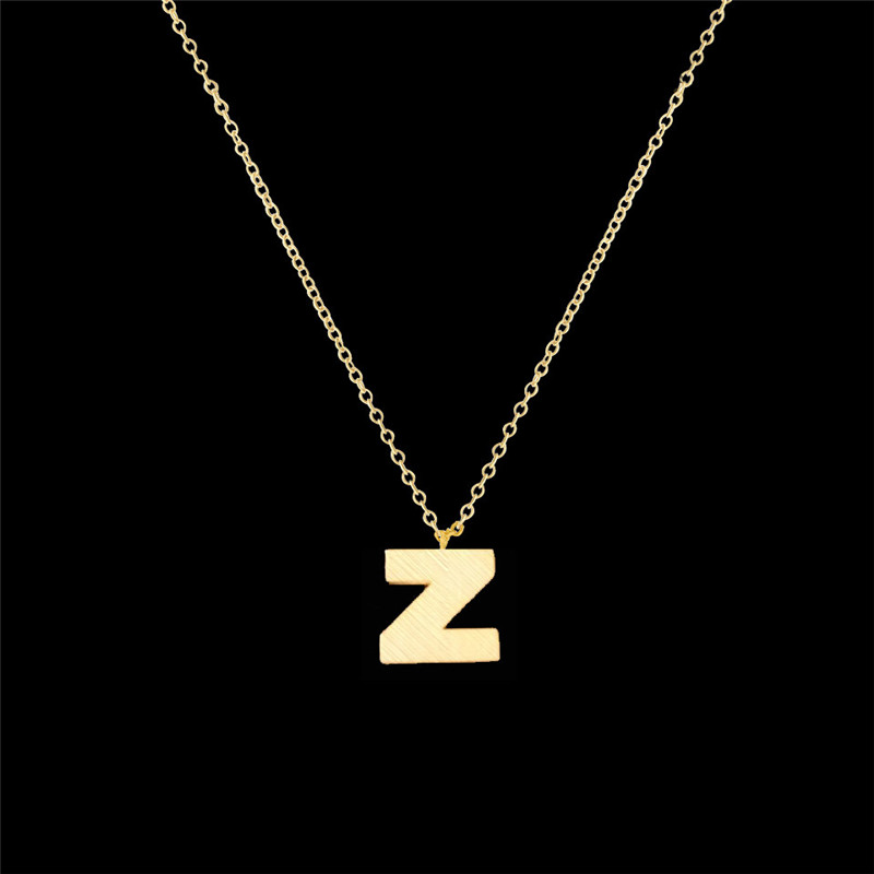 Online buy wholesale z initial from china z initial for Z s fine jewelry
