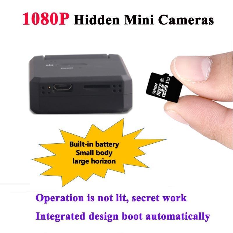 1080P Mini camera Infrared night vision,Mini camera Multi-functional voice Camera With TF Card optional mini DV,mini DVR цены онлайн