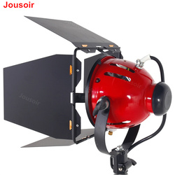 800W Red head Light photographic Studio Video Red head Light with Dimmer Continuous Lighting + Bulb CD50 T01