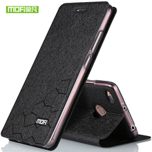 Xiaomi redmi 4X case cover flip leather silicone back Xiomi 4x utral thin metal +screen protector capa
