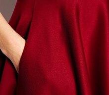 High-end new arrivals fashion women's clothing women vintage red high waist umbrella skirt