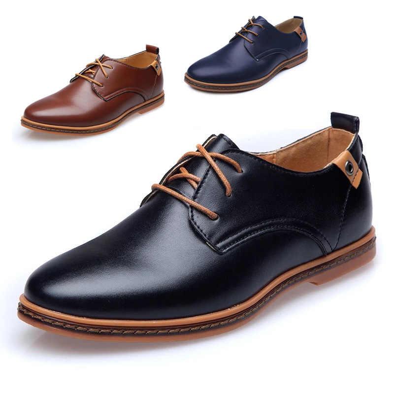 Gran oferta nuevos Zapatos informales Oxford Zapatos De