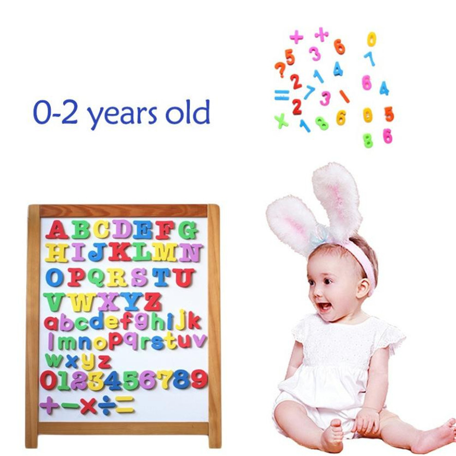 New Didital Fridge Magnets 26pc Colorful Teaching Magnetic Numbers