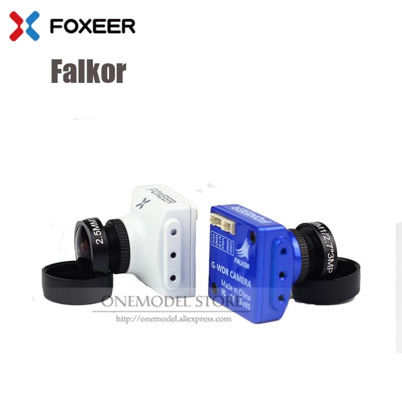 NEW 100 Original Foxeer Falkor 1200TVL FPV Camera 4 3 16 9 PAL NTSC G WDR
