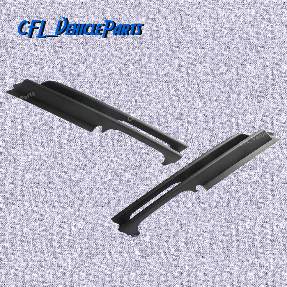 Left or Right Bumper Lower Side Lateral Grille 51117032613 51117032614 For BMW E46 320i 330i 325xi 325i 2001 2002 2003 2004 2005