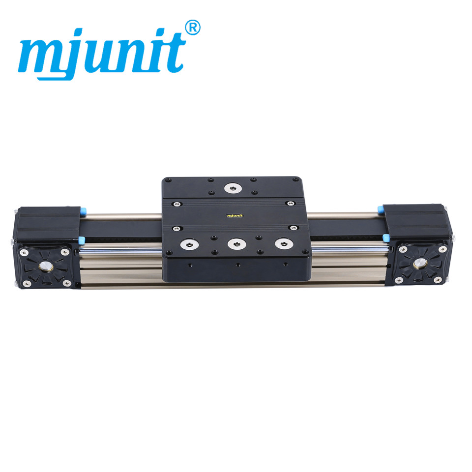 все цены на mjunit MJ80 Linear Guide Motion Rail Way Slide Nickel plating to prevent rust with 400mm stroke length онлайн