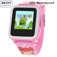 X02S Kids Smartwatch Phone 1.22 inch IPS Screen GPS Pedometer Message PK X01S Smart watch PK Q80 Q90