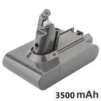21.6V 3500mAH Replacement Battery for Dyson V6 DC58 DC59 DC61 DC62 DC74 SV09 SV07 SV03 965874 02