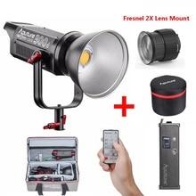 Aputure COB C300D 300D 300W 5500K Daylight Balanced LED Continuous Video Light with Fresnel 2X Lens Mount