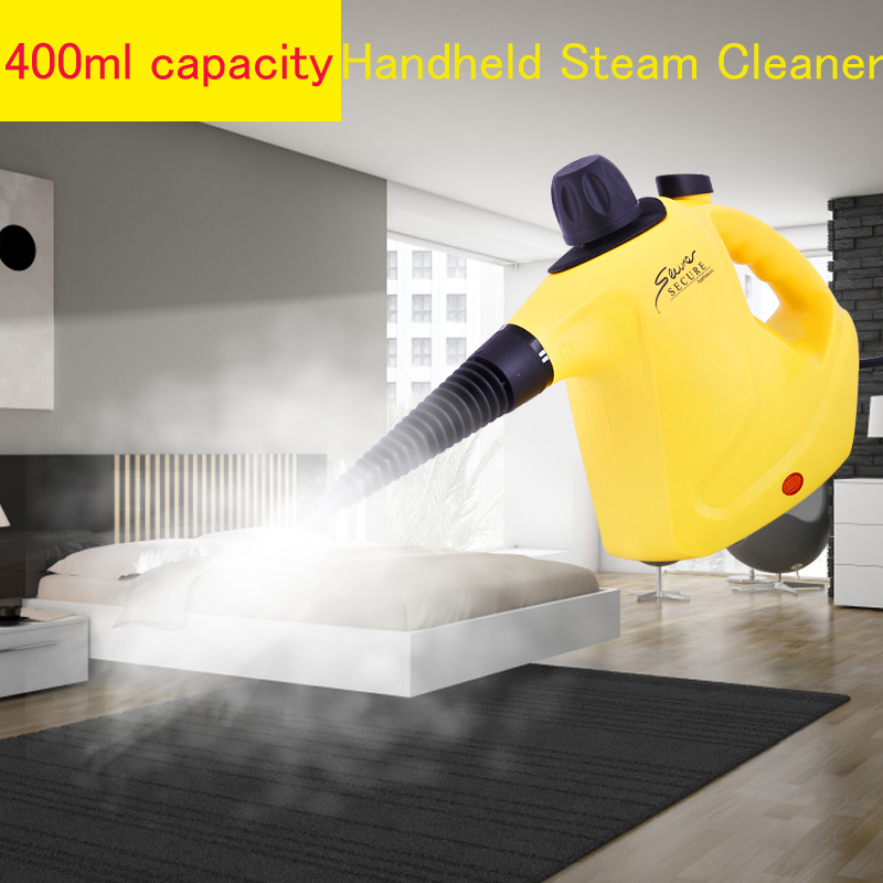 Handheld Electric Steam Cleaner Pressure Steam Cleaner Machine Household Vapor Cleaner  Steam Cleaner for Home HD-268 rice cooker parts steam pressure release valve