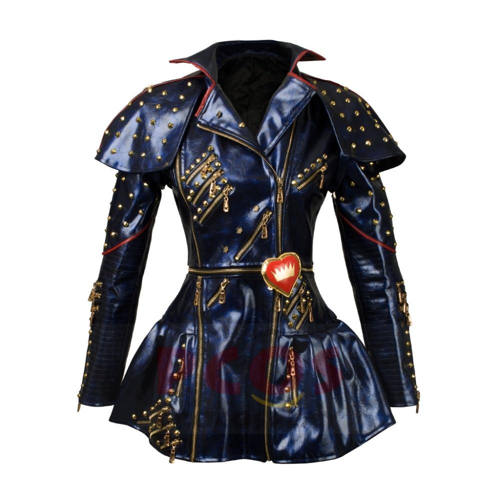 Chaud ~ en Stock ~ Descendants 2 Evie veste Costume Cosplay mp003806