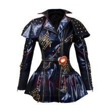 estoque jaqueta traje descendants