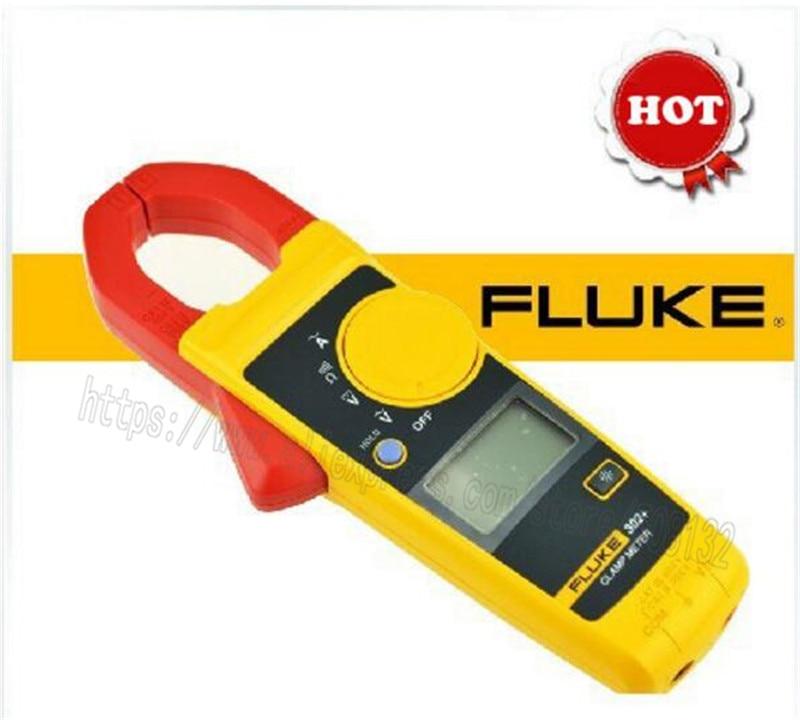 Fluke Multimeter Clamp On : Fluke clamp meter multimeter f ac a