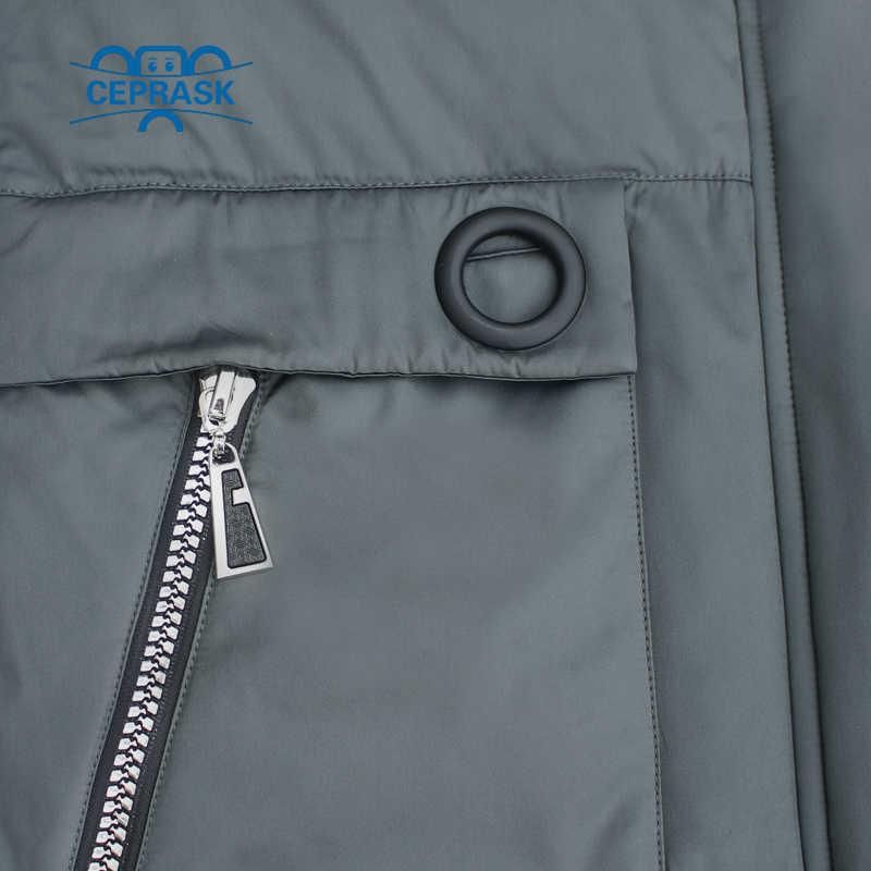 CEPRASK 2018 новая куртка женская зимняя высокого качества Женская Плюс Размер 6XL длинный био пух парка женская зимнее пальто с капюшоном теплый пуховик женский пиджаки