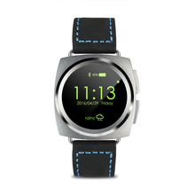A11 Bluetooth 4 0 Heart Rate Monitor Smart Watch With Microphone And font b Speaker b