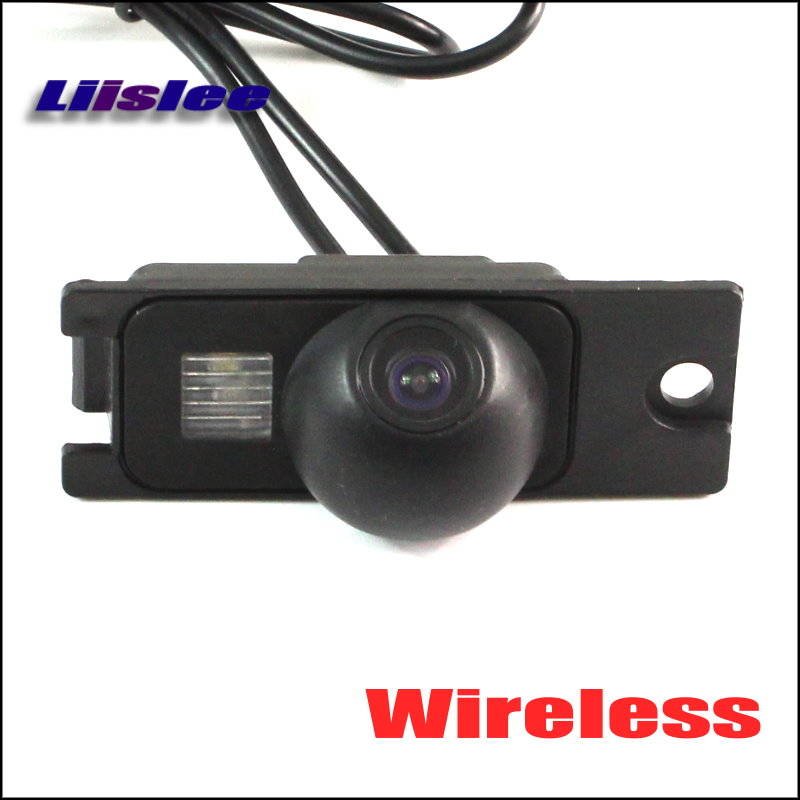 Liislee Wireless Back Camera For Volvo S60 S60L XC60 2001~2009 / Car Reverse Rearview Camera / HD Night Vision / Plug & Play цена