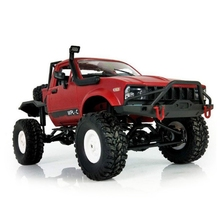 WPL C14 1/16 Scale 2.4G 4WD Off-road RC Semi-Truck Car Toy Auto Vehicle RTR Gift