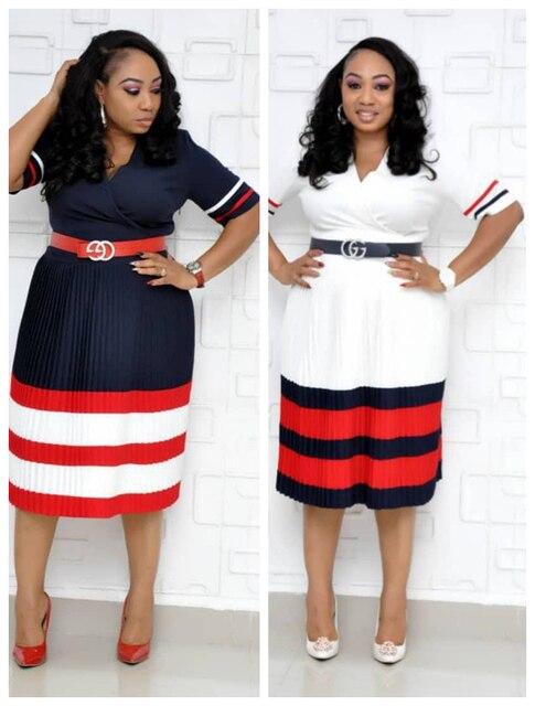 great office dress fun stripes 6