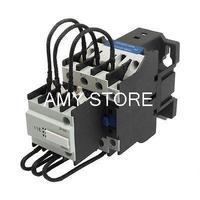 CJ19 43 Ui 500V 380V Coil 43A Pole 1NO Changeover Capacitor AC Contactor