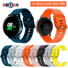 20mm Sport Watch Band for Samsung Galaxy Active 42mm Strap Classic S2 Quick Release
