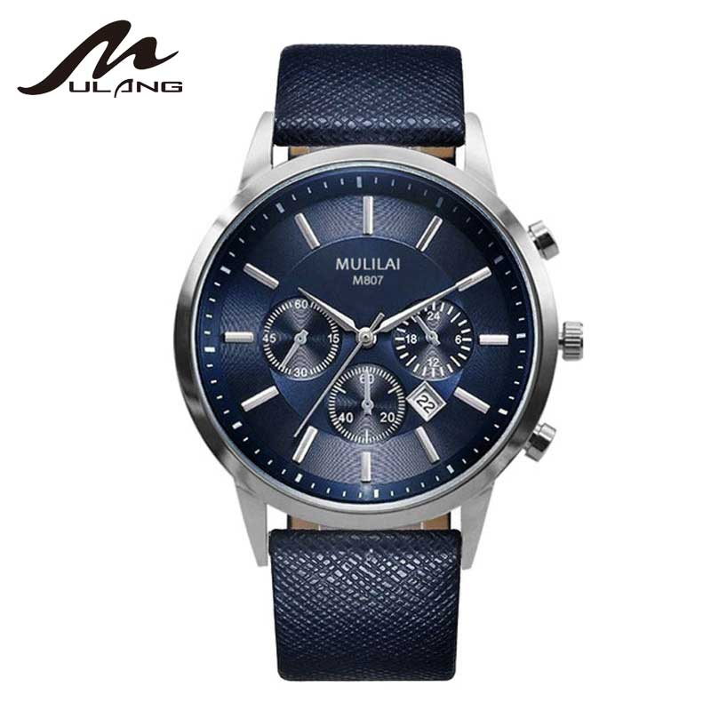 ร้อนบุรุษนาฬิกา MULILAI - นาฬิกาผู้ชาย