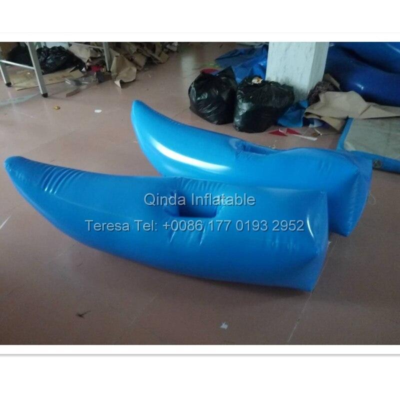 1.5 м надувной Обувь для прогулок водный Игрушечные лошадки ходить по водонепроницаемая обувь Водные виды спорта