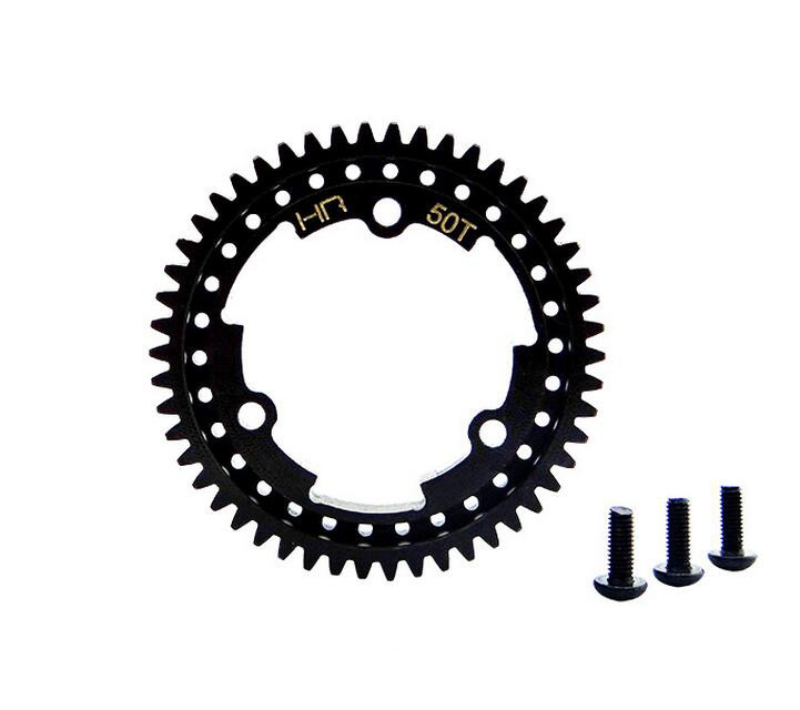 Free Shipping HR Hot Racing steel Gear 54T 46T 50T 1 mod M1 hardened steel spur gear for the Traxxas X Max 4X4 X-Maxx #6449 стоимость