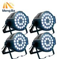 20pcs Aluminum Alloy LED Par 18x12W RGBW 4in1 LED Par Can Par64 Led Spotlight Dj Projector