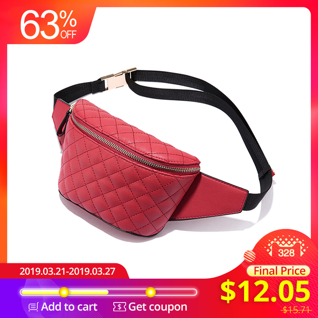 e3a8e5c937ae US $17.46 50% OFF|LOVEVOOK fanny pack women waist bag female belt bag for  girls small purse waist pack ladies mini school bum bag for women 2018-in  ...