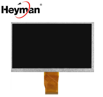 7''size LCD display screen KR070PA6S/FPC-BL70005 V1 for Wexler Book T7003b E-Reader Tablet PC Replacement parts
