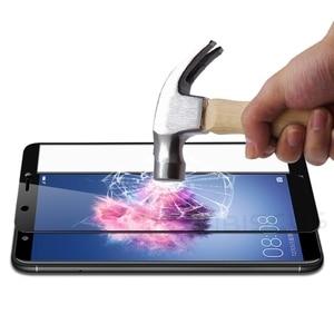 Image 5 - หน้าจอเต็มรูปแบบ Protector สำหรับ Huawei P Smart ป้องกัน PSmart FIG LX1 FIG LX2 FIG LX3 FIG LA1 FIG LX1 9H แก้ว