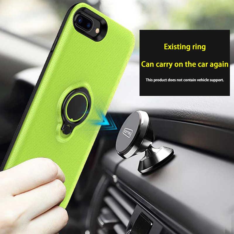 Extpower 7200 mAh شاحن بطارية خزائن هاتف آيفون 6 6 s 7 8 مثيت مغناطيسي حامل جراب هاتف ل iphone 6 6 S 7 8 زائد حزمة احتياطية