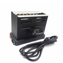 1 шт 220 V/50 Гц Электрический кальян печь для угля угольная горелка нагревательная конфорка ЕС Plug